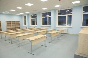 По плану, уже с 1 апреля текущего года, в здании школы начнут проводить занятия и кружки в рамках дополнительного образования.