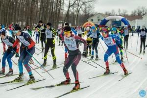 В Самаре пройдет 39-я всероссийская массовая лыжная гонка Лыжня России»