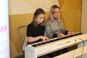 3 февраля в технопарке «Жигулевская долина» состоялся очередной мини-концерт в рамках культурно-музыкальной акции «Культурный код инноватики».
