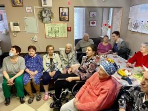 В Самаре участие в экскурсии приняли постояльцы пансионата для пожилых и инвалидов «Гармония».