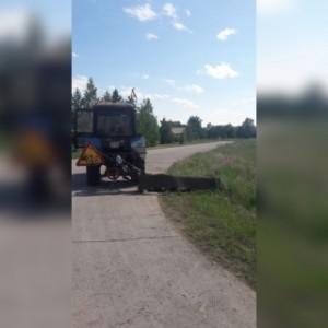 В Самарской области тракториста будут судить за смерть ребенка от газонокосилки