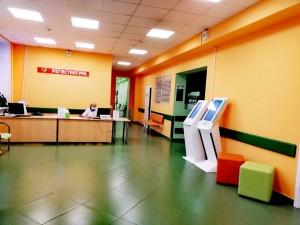 Детское поликлиническое отделение Самарской медсанчасти №5  преобразилось в рамках национального проекта «Здравоохранение».