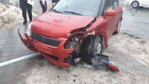 В Самаре проводят проверку по факту ДТП с пострадавшим водителем