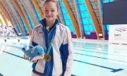 Юная тольяттинка отличилась на соревнованиях по плаванию в Казани