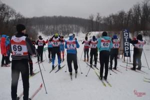 В Самаре росгвардеец стал призером лыжного турнира на призы «Динамо»