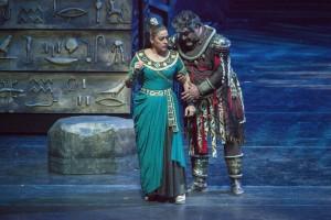 В Самарском театре оперы и балета прозвучит опера «Аида» после более чем годичного перерыва