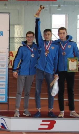 В числе призеров - самарские спортсмены.