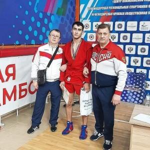 В весовой категории до 79 кг спортсмен Самарской области Горлеон Амбарцумян завоевал бронзу.