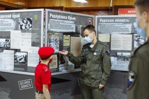 У геноцида нет срока давности – жители и гости Самарской области знакомятся с архивными документами уникальной всероссийской выставки