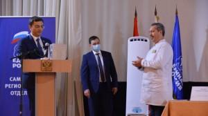 Помощь медучреждению оказал депутат Государственной Думы Владимир Гутенев.