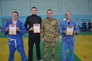 Подведены итоги Чемпионата Управления Росгвардии по Самарской области по дзюдо