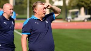 Игорь Осинькин: Очень важно, чтобы мы начали сезон в хорошем настроении и без травм