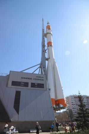 состоится презентация проекта Общественной палаты Самарской области Космические старты Самары»