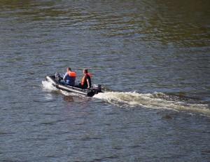 По реке Татьянке в Самаре хотят разрешить плавать только спасателям