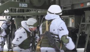 Военные скорректировали программу боевой подготовки из-за аномальных морозов в Поволжье