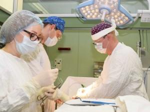 В Самарском онкодиспансере молодые специалисты осваивают современные технологии борьбы с раком