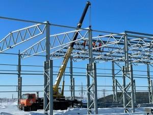 Завод по производству железобетонных изделий запустят в Чапаевске в 2022 году