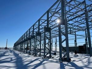 Завод по производству железобетонных изделий запустят в Чапаевске в 2022 году.