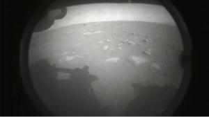 НАСА опубликовало первые звуки с поверхности Марса