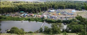 В последнее время из разных источников поступала информация о возможном переносе концертов Грушинского фестиваля в Москву.