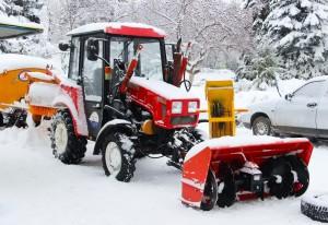 С уборкой снега лучше всего справляются коммунальщики Тюмени