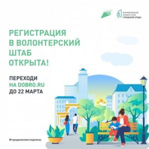 В Самарской области стартовала регистрация волонтеров для проведения голосования за объекты благоустройства