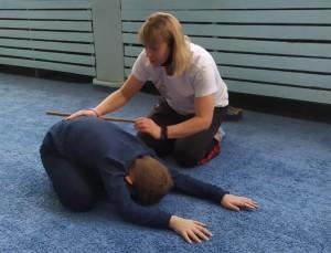 В Самаре стартовал физкультурный проект для детей с аутизмом