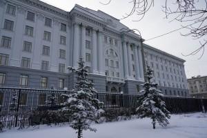 В историческом здании на Самарской площади заработал Арбитражный суд.