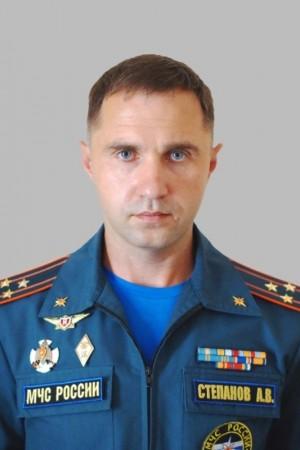 Интервью врио начальника ГУ МЧС СО полковника внутренней службы Алексея Степанова.