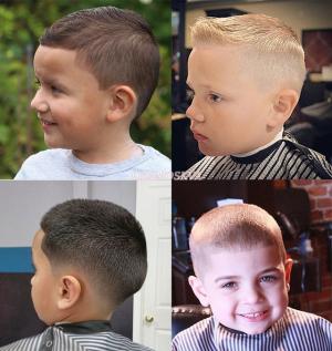 Особенностью детской стрижки является то, что волосы и детей по структуре более тонкие и мягкие, они сильнее путаются, сложнее поддаются укладке.