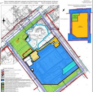 В Самаре около стадиона Волга построят ледовую арену, крытый спортзал с футбольным полем и отель