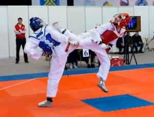 У представителей Самарской области 8 медалей.