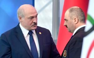 Лукашенко освободил своего старшего сына Виктора от должности помощника главы государства по нацбезопасности и присвоил ему звание генерал-майора запаса.