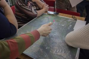Прошла стратегическая сессия для формирования концепции благоустройства лесопарковой территории вдоль реки Татьянка