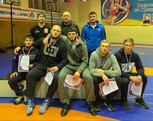 Борцы Самарской области достойно выступили и показали хороший результат.