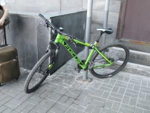 В Самарской области суд признал 8-летнего велосипедиста инициатором ДТП