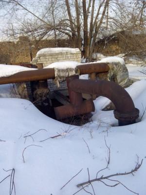 Февральские морозы довели до критического состояния систему водоснабжения Куйбышевского района Самары
