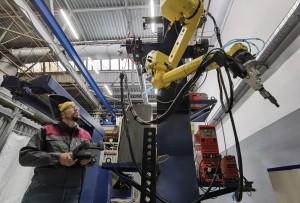 ОДК ввел в строй роботизированное сварочное оборудование на производстве двигателей в Самаре