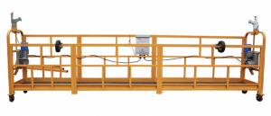 Фасадный Подъёмник предназначен для безопасного передвижения по вертикали, с помощью него можно осуществлять подъём рабочих итребующиеся материалов на большой высоте.