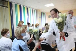 Под опекой врачей больше полумиллиона женщин.