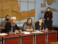 В администрации Тольяттипрошло очередное заседание экологического Совета.