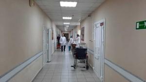С апреля 2020 года весь главный корпус областной больницы оказывал помощь только пациентам с новой коронавирусной инфекцией.