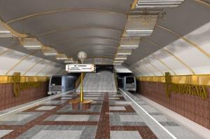 Стало известно, где расположится станция метро Самарская в областном центре