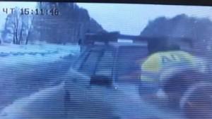 Автомобилистка наехала на сотрудника ДПС в Самарской области