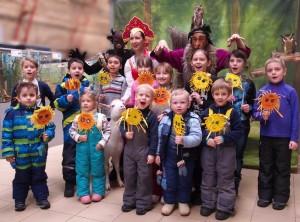 Самарский зоопарк приглашает встретить Масленицу