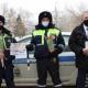 Так местные правоохранители присоединились к всероссийской акции «Цветы для автоледи».