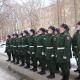Военные поздравили с 8 Марта инвалида Великой Отечественной войны в Самаре