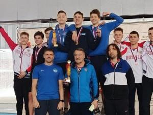 Самарские пятиборцы взяли золото и серебро