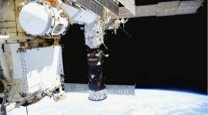Небольшая утечка воздуха на МКС была зафиксирована в сентябре 2019 года.