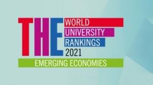 Авторитетный журнал Times Higher Education отметил растущий потенциал вуза.
